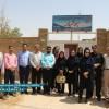 خبرنگاران و اصحاب رسانه شهرستان مسجدسلیمان از مرکز اعصاب و روان روزانه هوشیار این شهرستان بازدید کردند+ تصاویر