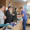 مراسم تجلیل از قهرمانان و مدال آوران ورزشی و قرآنی دانش آموز مسجدسلیمان برگزار شد + تصاویر