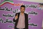 جوکار کاندیدای مجلس شورای اسلامی مسجدسلیمان شد
