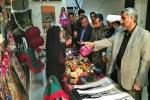 برپایی نمایشگاه محصولات بومی محلی توسط بانوی کارآفرین مسجدسلیمانی