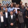 دیدار چهره به چهره مدیران صندوق اعتباری هنر با اهالی فرهنگ، هنر و رسانه مسجدسلیمان، لالی و اندیکا