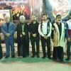مراسم عزاداری شب تاسوعای حسینی روبروی مصلی بزرگ امام خمینی(ره) مسجدسلیمان برگزار شد + تصاویر