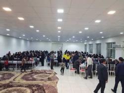 ایتام تحت پوشش کمیته امداد مسجدسلیمان مهمان سفره مهربانی