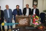 برگزاری مراسم تودیع و معارفه روسای پیشین و جدید شبکه بهداشت و درمان مسجدسلیمان + تصاویر