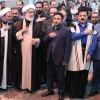 مراسم شب شهادت امام موسی کاظم (ع) درامام زادگان هفت شهیدان برگزار شد + تصاویر
