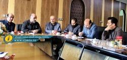 جلسه رفع مشکلات فاضلاب شهرستان مسجدسلیمان برگزار شد + تصاویر
