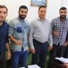 ۴ بازیکن با نفت مسجدسلیمان تمدید کردند +عکس