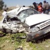 یک کشته و یک زخمی در تصادف صبح امروز اندیکا