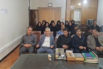 رییس جدید اداره بهزیستی مسجدسلیمان معرفی شد + تصاویر