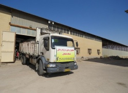 کمک های نفت و گاز مارون به مسجدسلیمان ارسال شد