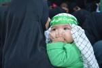 آیین معنوی همایش شیرخوارگان حسینی در مصلی امام خمینی (ره) شهرستان مسجدسلیمان برگزار شد + تصاویر