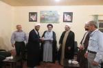 مسئول جدید ستاد بازسازی عتبات  عالیات شهرستان مسجدسلیمان معرفی شد