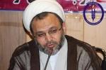 دعوت حجت الاسلام امینی امام جمعه مسجدسلیمان از آحاد مردم در راهپیمایی روز جهانی قدس