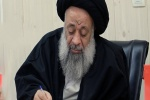 آیت الله موسوی جزایری با حضور در دفتر مقام معظم رهبری رسماً از امامت جمعه اهواز استعفا داد