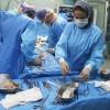 انجام عمل جراحی مغز برای اولین بار در بیمارستان ۲۲بهمن مسجدسلیمان