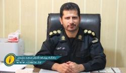 پیام تبریک فرمانده انتظامی شهرستان مسجدسلیمان به مناسبت فرا رسیدن سال ۱۳۹۹