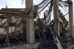 ریزش سقف ساختمان در حال احداث آتشنشانی بی بی یان مسجدسلیمان ۵ مصدوم بر جا گذاشت