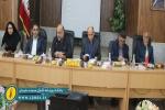 در کارگروه آسیب های اجتماعی و فرهنگی شهرستان مسجدسلیمان چه گذشت؟ + تصاویر