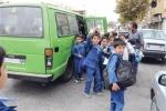 سرویس های دانش آموزی مجهز به GPS در مسجدسلیمان