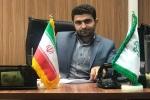 مراسم معارفه مسئول خدمات شهری شهرداری مسجدسلیمان برگزار شد
