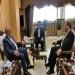 دیدار علی عسگر ظاهری با وزیر کشور به منظور پیگیری مشکلات زلزله زدگان