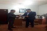 سرپرست جدید اداره ثبت و احوال مسجدسلیمان معرفی شد