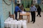 توزیع ۱۵ هزار غذای گرم در بین نمازگزاران مساجد و مددجویان نهادهای حمایتی