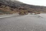 جاده های اندیکا از سنگ و گل ناشی از سیلاب پاکسازی شدند