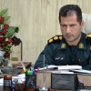پوشش انتظامی و امنیتی و ترافیکی جشن های نوروزی و مراسمات مذهبی توسط پلیس مسجدسلیمان