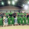 والیبال نفت مسجدسلیمان قهرمان نیم فصل مسابقات سوپرلیگ خوزستان