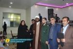 از خانواده های شهدای فرهنگی و شهدای عملیات بیت المقدس شهرستان مسجدسلیمان تقدیر شد + تصاویر