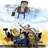بیش از ۲۰ مدیر پروازی در شهرستان مسجدسلیمان مشغول کار هستند!