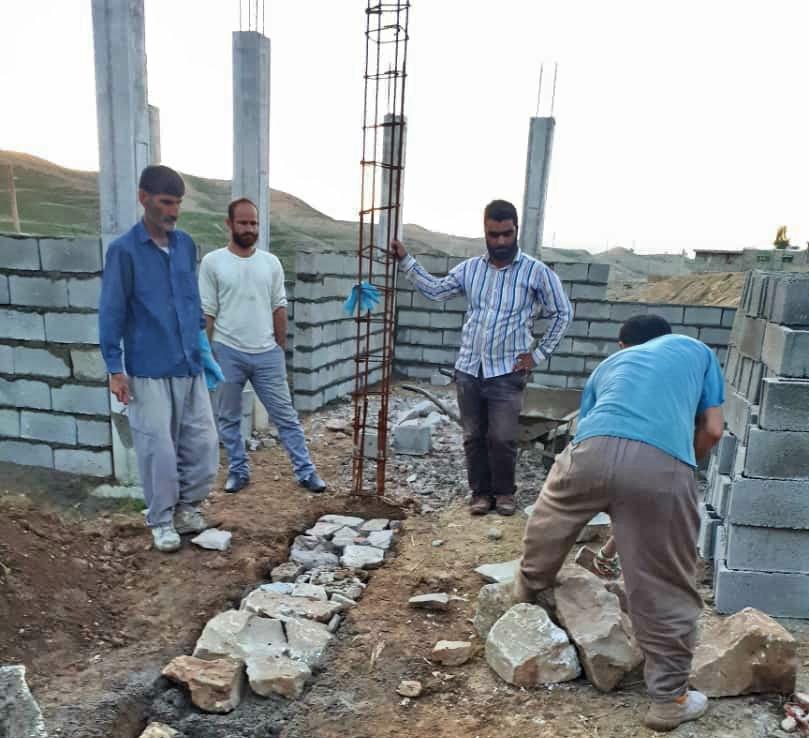 تسریع در روند ساختوساز منازل مسکونی در مناطق رانشی گلستان